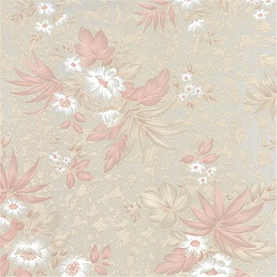 9650 Çiçek Desenli Duvar Kağıdı