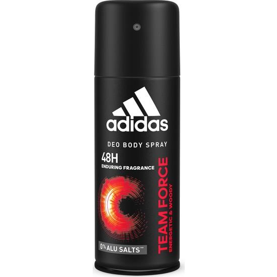 Adidas Team Force Erkek Deodorant 150 Ml