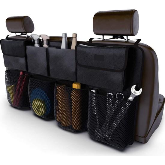 Ankaflex Araba/araç/oto Içi Bagaj Eşya Düzenleyici Çanta Organizer 8 Cep