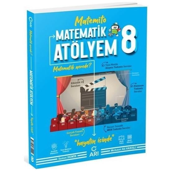 Arı Yayınları 8. Sınıf Lgs Matematik Atölyem