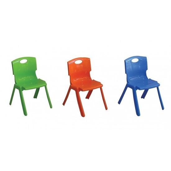Arslan Plastik Asos Çocuk Sandalyesi Plastik Yeşil