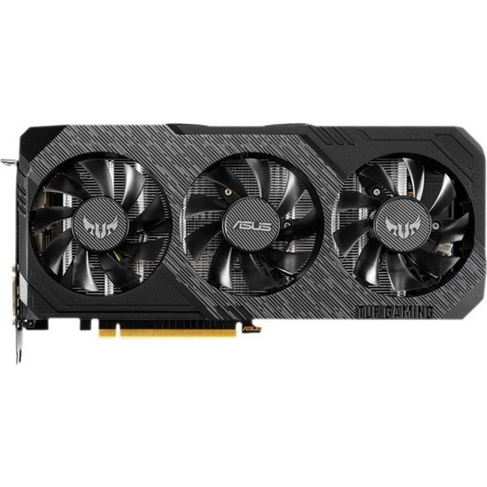 Asus TUF 3 GeForce GTX 1660 Advanced Edition Gaming 6GB 192Bit GDDR5 DX(12) PCI-E 3.0 Ekran Kartı (TUF 3-GTX1660-A6G-GAMING)