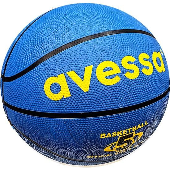 Avessa Basketbol Topu No 5 Mavi Brc