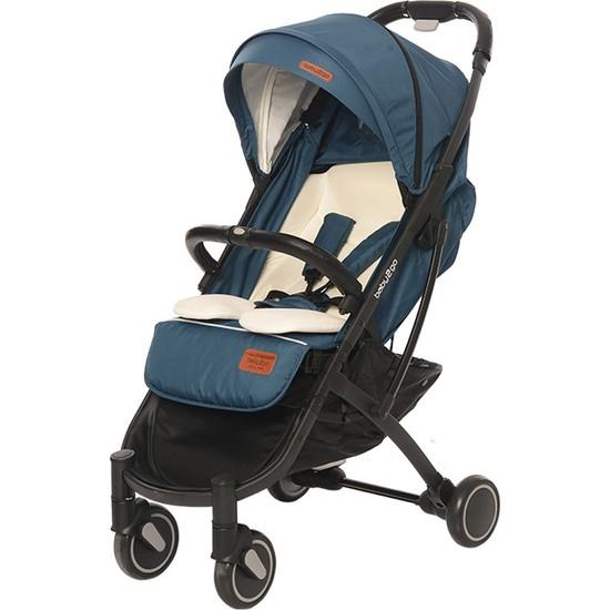 Baby2Go 8012 Cool Baston Bebek Arabası Petrol