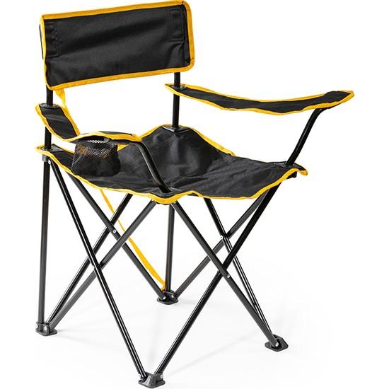 Besco Kamp Sandalyesi Katlanır Tekli