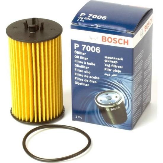 Bosch Opel Astra J 1.4 1.6 Yağ Filtresi