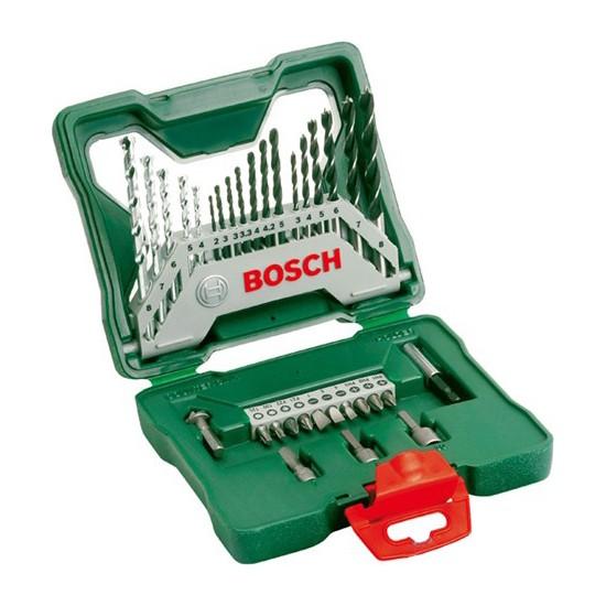 Bosch X-Line 33 Parça Delme ve Vidalama Seti