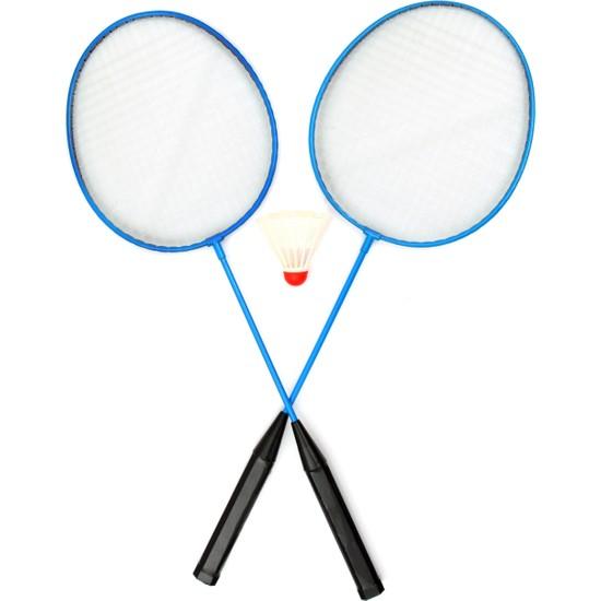 Busso BS-1100 Badminton Raketi (2 Raket & Top)