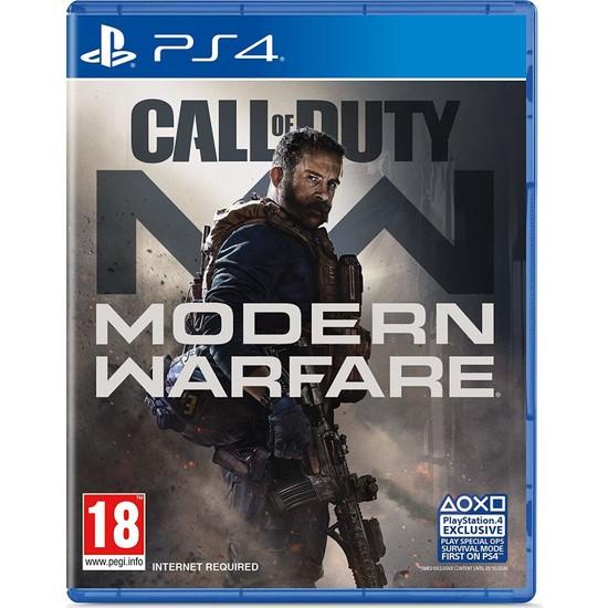 Call Of Duty: Modern Warfare PS4 Oyun
