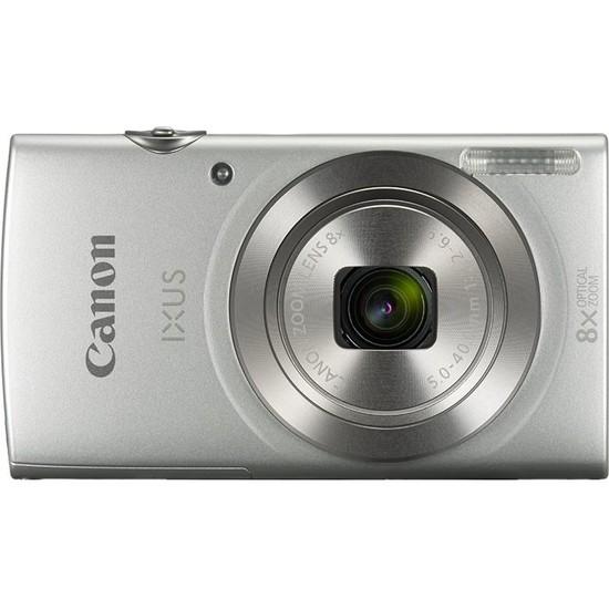 Canon IXUS 185 Gümüş Fotoğraf Makinesi (Canon Eurasia Garantili)