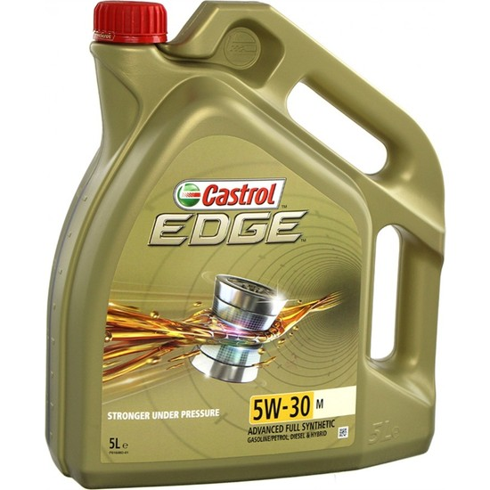 Castrol Edge 5W-30 M - 4 Litre ( Üretim Yılı: 2019)