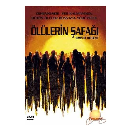 Dawn Of The Dead (Ölülerin Şafağı) ( DVD )