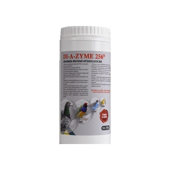 Diazyme 256 Probiyotik ve Multienzim Takviyesi 1 kg