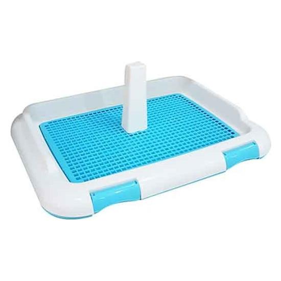 Diil Köpek Tuvalet Eğitim Seti Mavi (66 x 47 x 30)