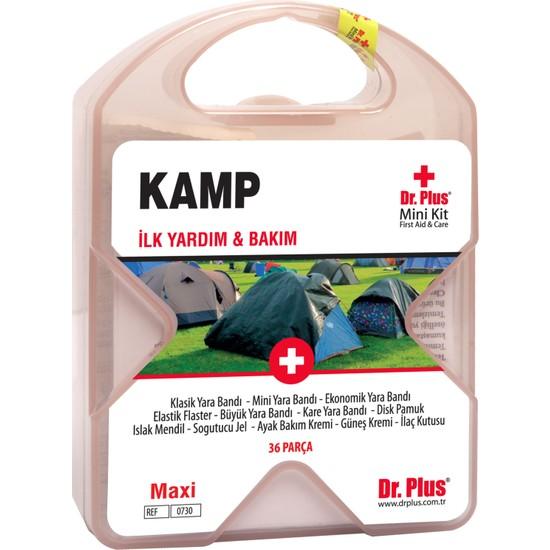 Dr Plus İlk Yardım Çantası Kamp MiniKit