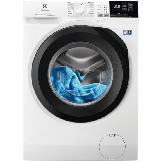 Electrolux EW6F421BT 10 kg 1200 Devir Çamaşır Makinesi