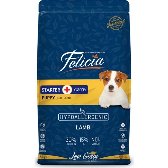 Felicia Kuzulu Küçük Irk Yavru Köpek Maması 6 kg
