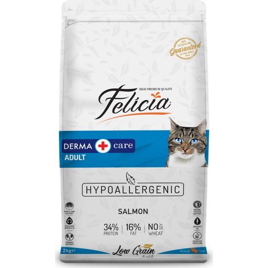 Felicia Somonlu Yetişkin Kedi Maması 2 Kg