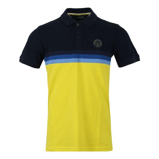Fenerium Erkek Tribün Ringel Roba Polo Yaka T-Shirt