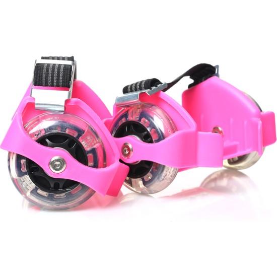 Flashing Roller Pembe - Standart