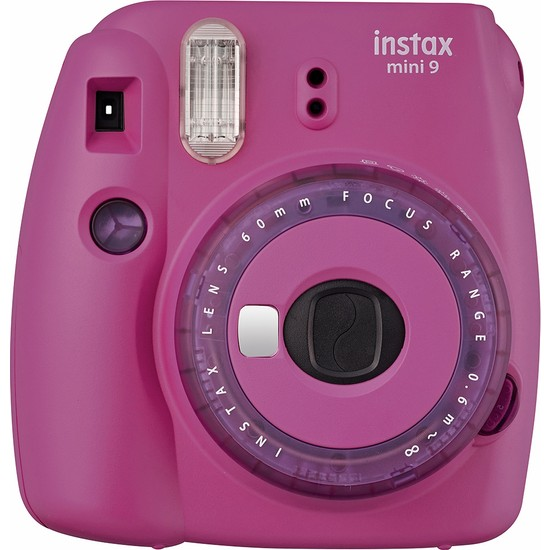 Fujifilm Instax Mini 9 Mor Fotoğraf Makinesi