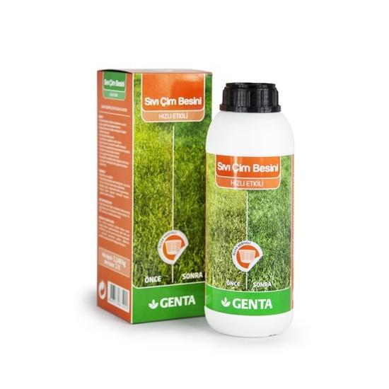 Genta Sıvı Çim Besini (Hızlı Etkili) 1 Lt
