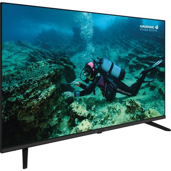 Grundig 43GEF6935 A 43' 109 Ekran Full HD Uydu Alıcılı Smart LED TV