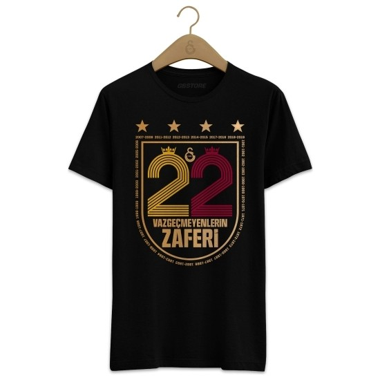 Gs Store Galatasaray Forma 22. Şampi̇yonluk Tişört