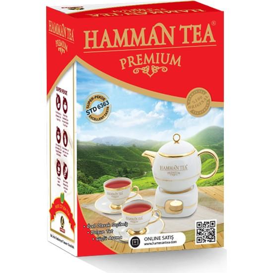 Hamman Ceylon Tea Seylan 800 gr