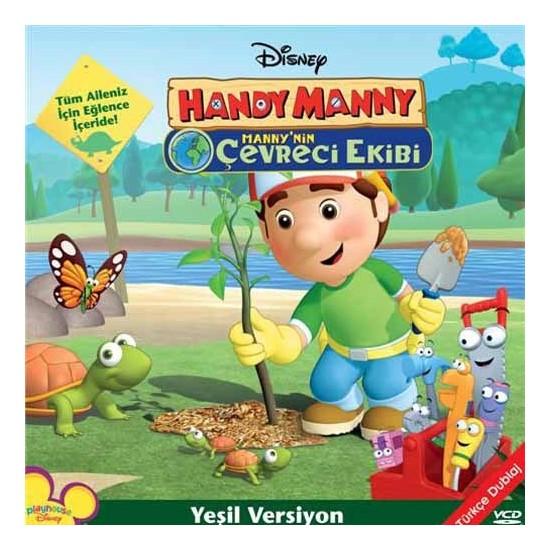 Handy Manny: Manny'nin Çevreci Ekibi (Handy Manny: Manny's Green Team)