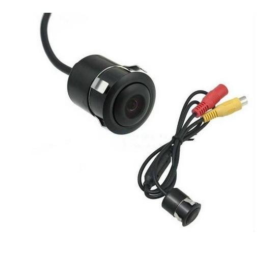 Her Araç İçin Geri Görüş Kamerası (Plakalık Tipi Üniversal)