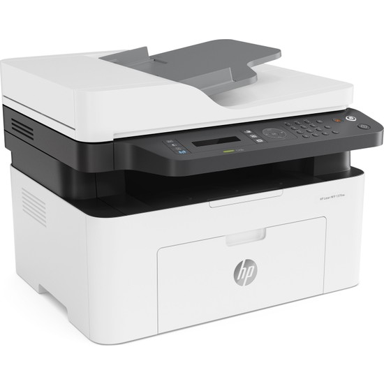 HP Laser MFP 137FNW Wi-Fi Faks + Fotokopi + Tarayıcı + Lazer Yazıcı 4ZB84A