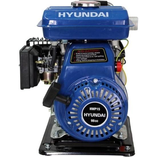Hyundai HWP15 Su Motoru Benzinli Ipli