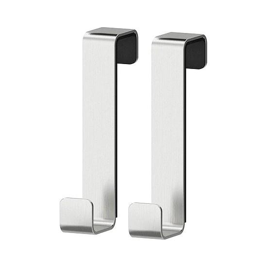 Ikea Lillangen Paslanmaz Çeli̇k Kapi Askisi - Çok Amaçli Aski - 2 Adet