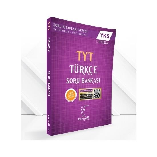 Karekök Yayıncılık TYT Türkçe Soru Bankası