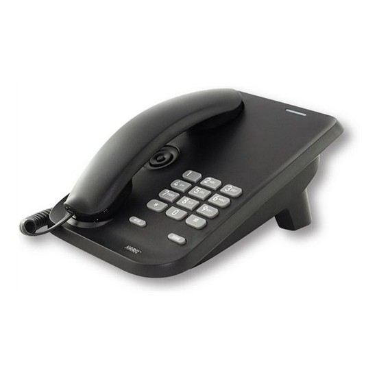 Karel NT10A Masa Telefonu Siyah