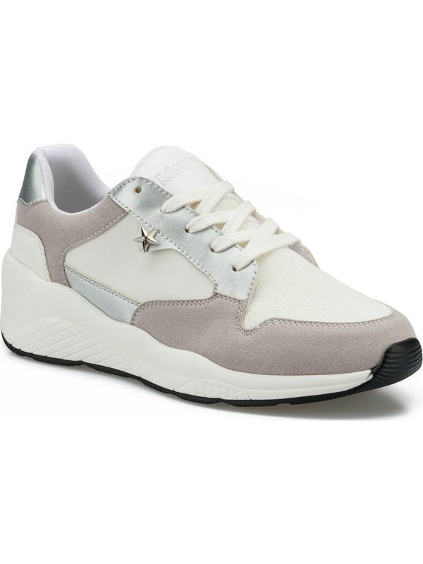 Kinetix Gınger Beyaz Kadın Spor Ayakkabı