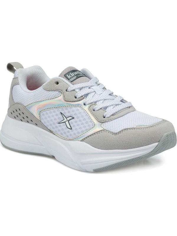 Kinetix Wesley W Beyaz Kadın Comfort Ayakkabı