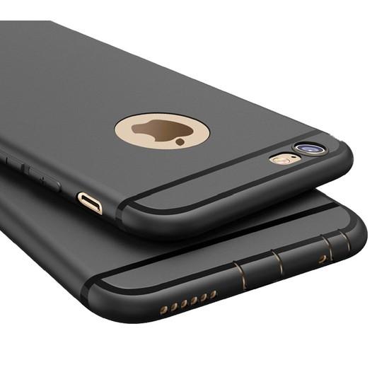 Kkd Apple iPhone 6 /6S Kılıf Silikon Ultra İnce 360 Tam Koruma