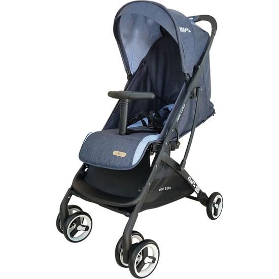 Kraft Cabin Plus T Tek Yönlü Bebek Arabası