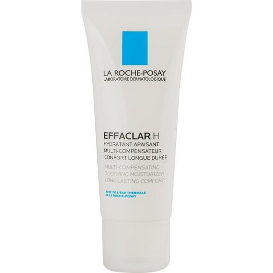 La Roche-Posay Effaclar H 40 Ml - Dermotolojik Tedavi Altındaki Ciltler için Yatıştırıcı Bakım Kremi