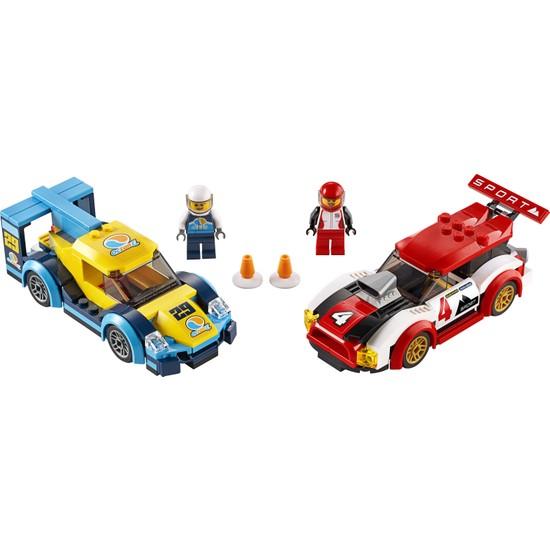 LEGO® City 60256 Yarış Arabaları