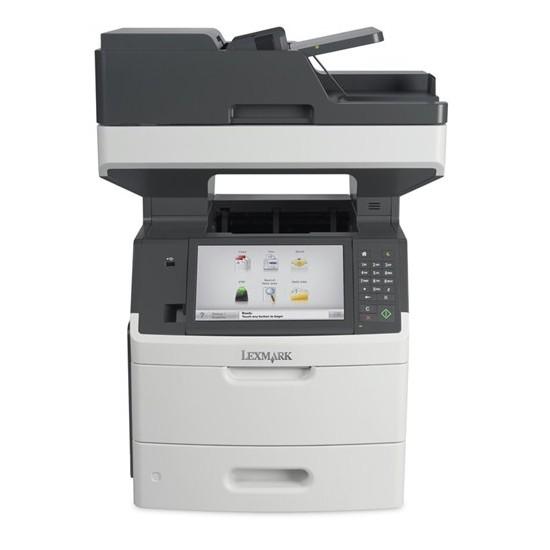 Lexmark MX711de Fotokopi + Faks + Tarayıcı + Laser Yazıcı