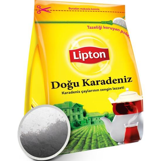 Lipton Doğu Karadeniz Demlik Poşet Çay 48'li