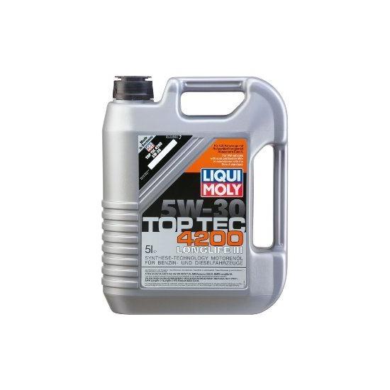 Liqui Moly Top Tec 4200 5W-30 - 5 L (Üretim yılı :2020)