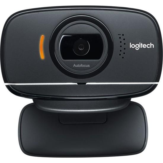 Logitech C525 HD Webcam-Siyah