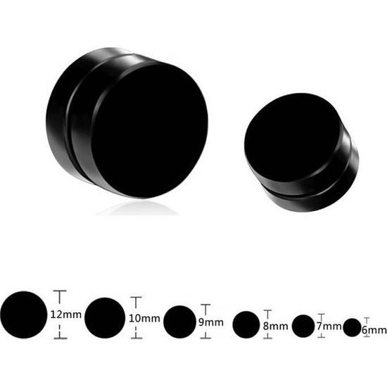 Madame Kuub Mıknatıslı 10 mm Erkek Kadın Unisex Küpe