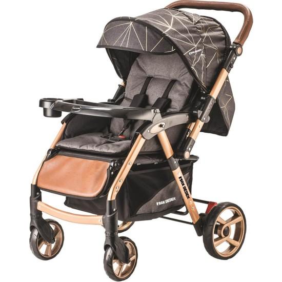 Max Bebek Maxi Çift Yönlü Bebek Arabası MB50