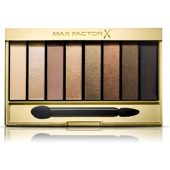 Max Factor Masterpiece Nude Pallette Far Paleti 02 Golden Nudes