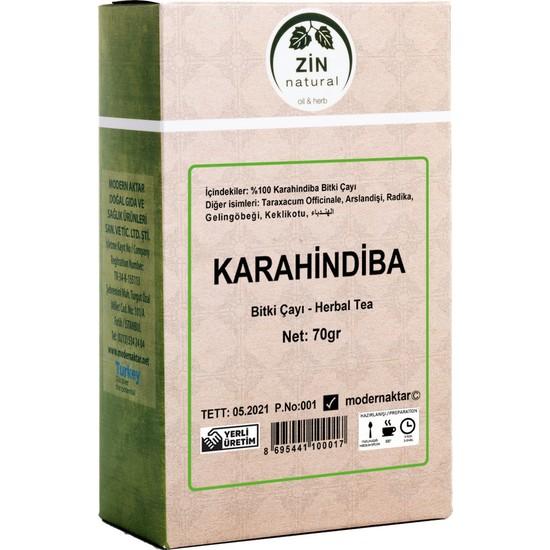 Modern Aktar Karahindiba Taraxacum Officinale 70gr